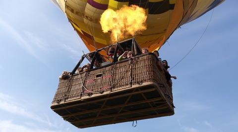 Let balonem to je zážitek